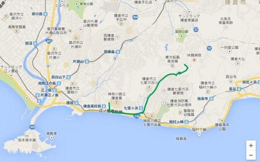 koshigoe-on-googlemap