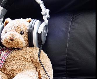 music-bear